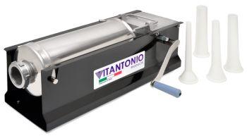 Vitantonio 3 Kg Black Steel Sausage Stuffer
