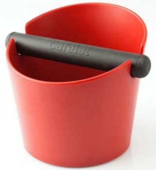 Cafelat Large Tubbi Red Knock Box