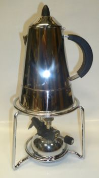 Combo 4 Cups - 230ml Espresso Maker with Burner