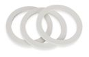 Lacor 2 Cups Replacement Gaskets for Stainless Coffee Makers Set of 3