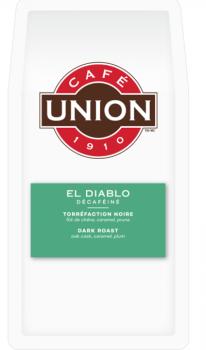 Cafe Union Decaf Dark Roast Coffee Beans (340g)