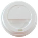White Dome Travelers Lids Pack of 1000