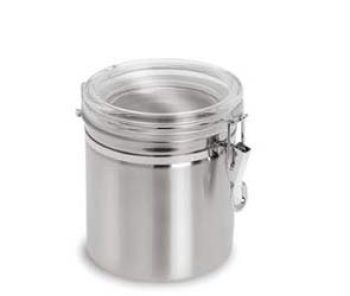 Round 1.6 lts Storage Air Tight Canister
