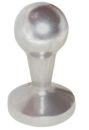 Avanti 58mm Aluminium Coffee Tamper