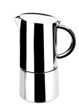 Lacor 6 Cups Moka StoveTop Coffee Maker