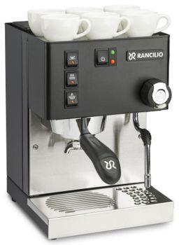 Rancilio Silvia M Coffee Machine BLACK + FREE COFFEE