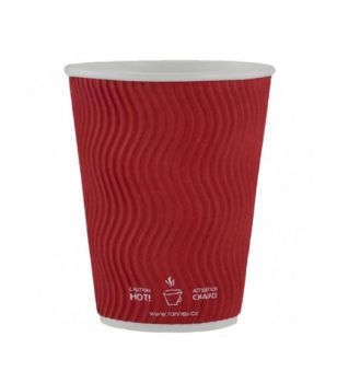 Ripply 12oz - 360ml Red Cup Pack of 500