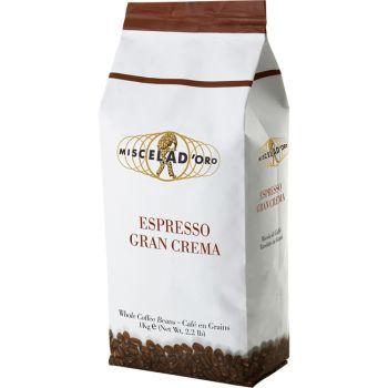 Miscela D'Oro GRAN CREMA Coffee Beans 2.2 lbs (1000g)