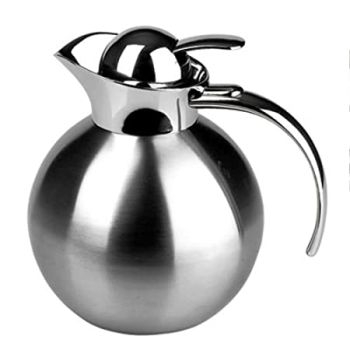 Lacor Heavy Duty Stainless Steel 0.8 Lts Carafe