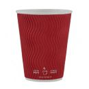 Ripply 16oz - 473ml Red Cup Pack of 500