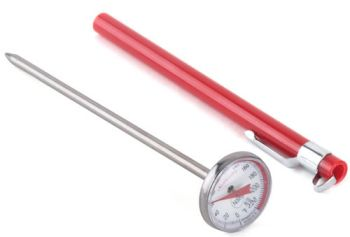 Instant Read 13cm Beverage & Frothing Dial Thermometer
