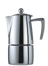 Cuisinox Milano Polished 4 Cup Espresso Coffee Maker