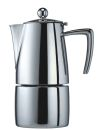 Cuisinox Milano Polished 10 Cup Espresso Coffee Maker