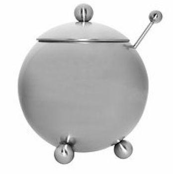 Spherical 300ml Sugar Bowl with Spoon