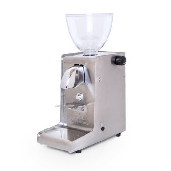 Ascaso i-Steel (i-1) Flat Burr Grinder STAINLESS STEEL