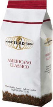 Miscela D'Oro AMERICANO CLASSICO Coffee Beans 2.2 lbs (1000g)