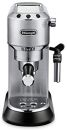 Delonghi Dedica Deluxe Siver Coffee Machine