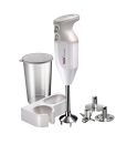 Bamix Mono M133 White Immersion Hand Mixer Blender 6 Pcs Set