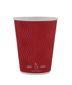 Ripply 4oz - 118ml Red Cup Pack of 1000