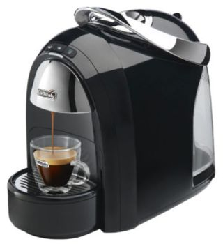 Caffitaly S18 Ambra Black Coffee Capsule Machine with FREE COFFEE SAMPLES