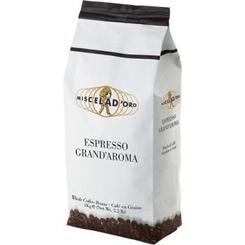 Miscela D'Oro GRAND'AROMA Coffee Beans 2.2 lbs (1000g)
