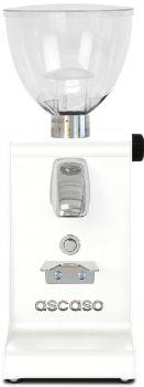 Ascaso i-Steel (i-1) Flat Burr Grinder WHITE