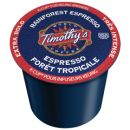 Timothy's® K-Cup® RainForest Espresso Blend Pack 24