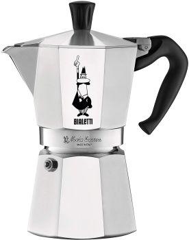 Bialetti 6 Cups - 300ml MOKA Stove Top Espresso Maker