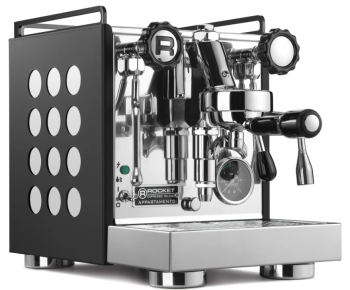Rocket Appartamento Espresso Machine (Black / White)