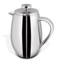 Cuisinox 6 Cup - 1 lts Elegant Double Walled French Press Coffee Maker