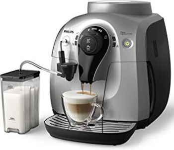 Philips 2100 Easy Cappuccino Coffee Machine HD8652/41
