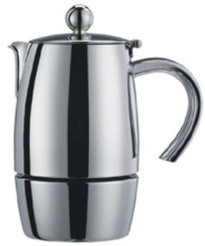 Cuisinox Liberta Polished 10 Cup Espresso CoffeeMaker
