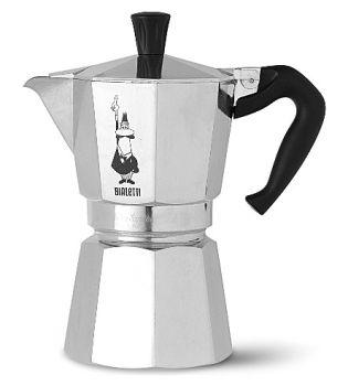 Bialetti 6 Cups - 300ml Moka Espresso Maker