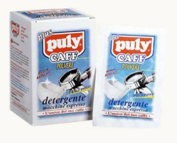 Puly Caff Plus Detergent Cleaner Pack of 10
