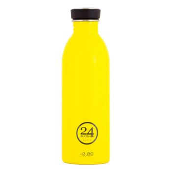 24Bottles Urban TAXI YELLOW Stainless Bottle