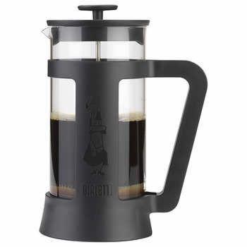 Bialetti 8 Cups - 1 Lts Black French Press