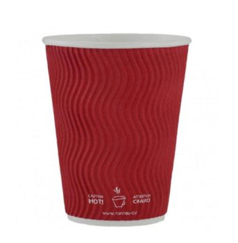 Ripply 10oz - 300ml Red Cup Pack of 500