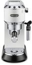 Delonghi Dedica Deluxe White Coffee Machine