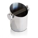 Rocket Stainless Steel Round Knockbox