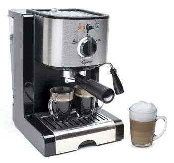 Capresso EC100 Pump Coffee Machine