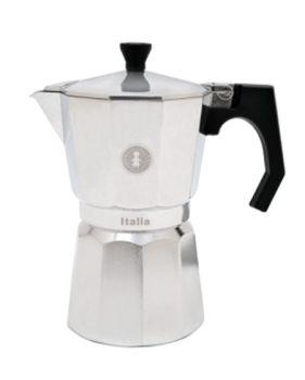 Italia Moka 6 Cups - 300ml Espresso Maker