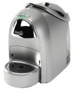 Caffitaly S18 Amra Silver Coffee Capsule Machine with FREE COFFEE SAMPLES