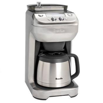 Breville BDC650BSS The Grind Control Coffee Maker