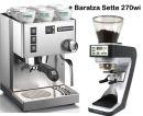 Rancilio Silvia M V5 and Baratza Sette 270wi Grinder Combo