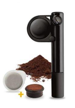 Handpresso Pump Espresso Maker BLACK