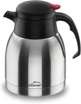 Lacor Insulated Stainless 1.2 Lts Carafe