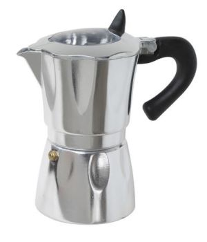 Cuisinox Vista 6 Cups - 300ml Espresso Maker