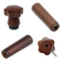 La Pavoni Replacement Wood Handles & Knob Kit