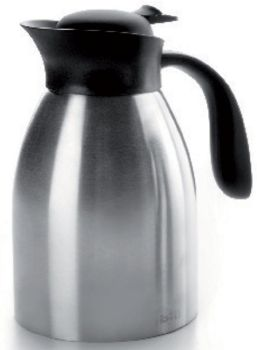 Deluxe Double Wall Stainless Steel 1.5 Lts Carafe