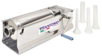 Vitantonio 3 Kg Stainless Steel Sausage Stuffer